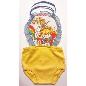 75237b31cc3e Other - Rainbow Brite baby halter romper 6 9 months